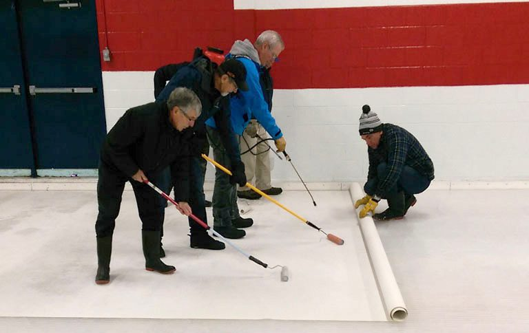 Fernie's curlers return after 2-year closure