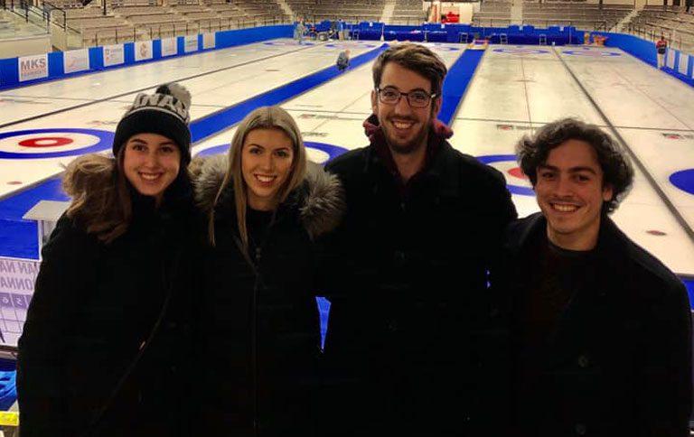 Team BC advances to championship pool