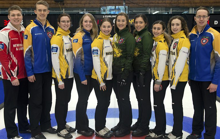 Scholarships for curlers