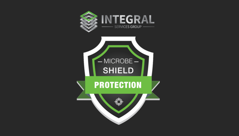 Curl BC partners with Integral Services Group to provide surface protection from germs, microbes, and pathogens