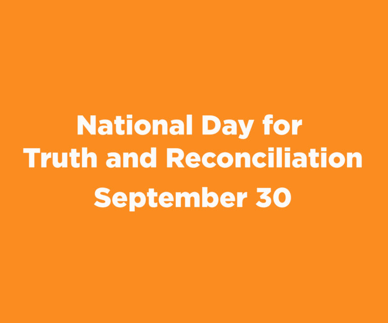 Curl BC Statement on the National Day for Truth and Reconciliation