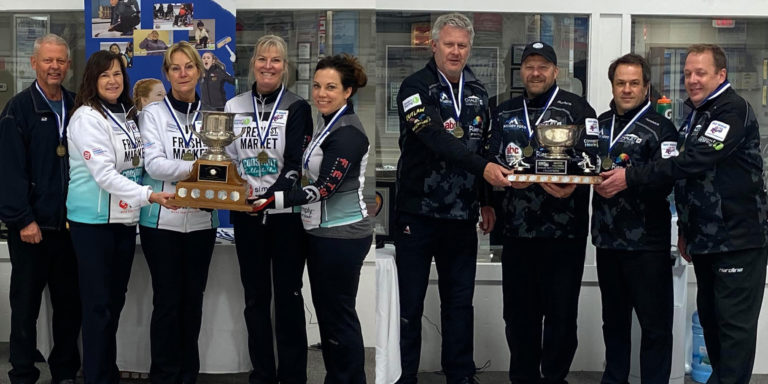 Connect Hearing BC Senior Curling Championships wraps up with hard-fought victories, Ontario-bound champions